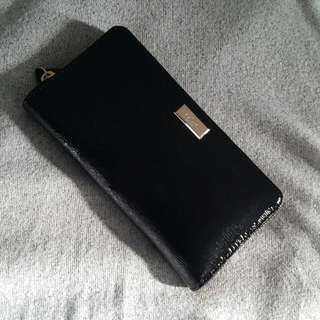 New Black Kate Spade Wallet