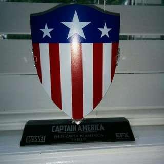 Captain America's 1940's Shield