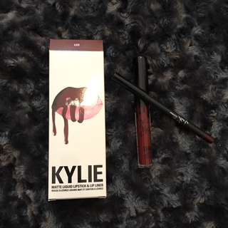 """Leo"" Kylie Lip Kit"