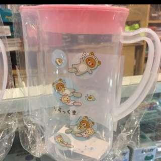 Rilakkuma Otter water jug