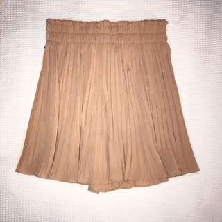 Dissh Plaited Shorts
