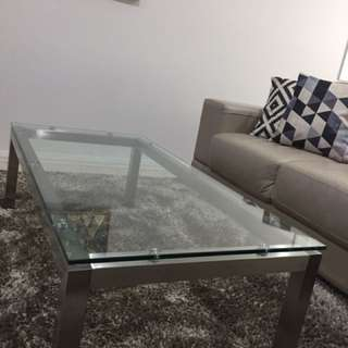 Freedom SIGNATURE ESSENTIALS rectangle coffee table