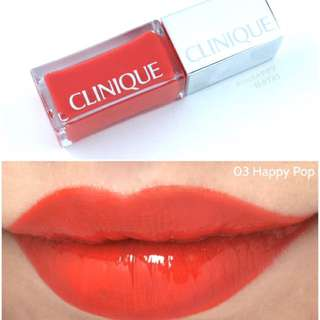 NEW: Clinique Pop Lacquer (Happy Pop)