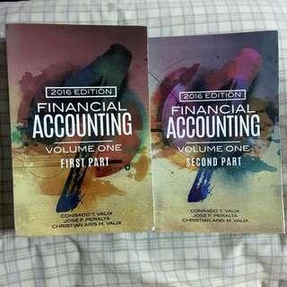 Financial Accounting Valix Vol.1