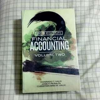 Financial Accounting Valix Vol. 2