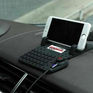 Multi Purpose Car Holder With Magnetized Charging