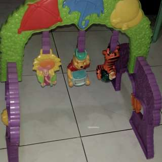 Pooh - BABY Play Gym