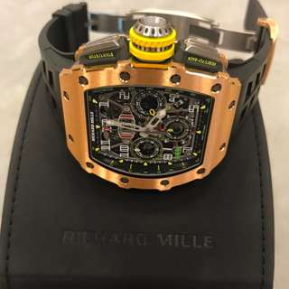 Richard Mille RM11-03