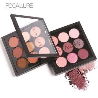 PO!! Focallure Eyeshadow 9