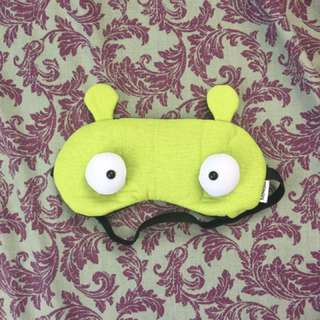 Sleep Mask With Cold Pack