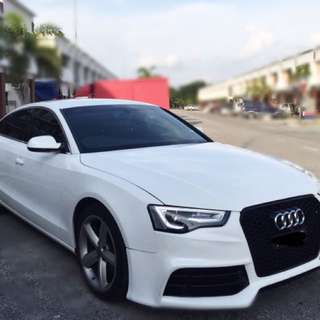 Audi A5 Sportback 4door