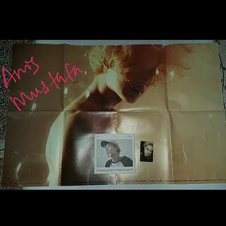 "Taemin ""ACE"" album with poster and photocard"