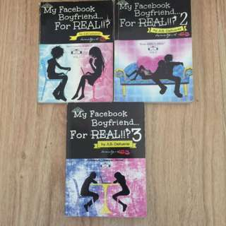 My FB BF For Real Book 1-3