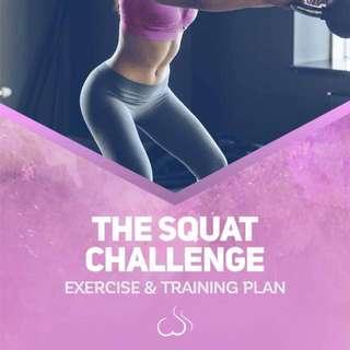 8 Week Squat Challenge