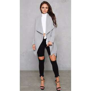 Lily Whyt Imperial Jacket GREY