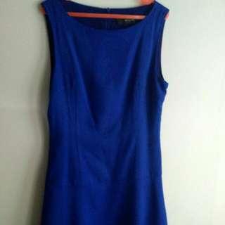 dress blue elektrik merk invio