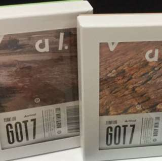 GOT7 Arrival Album