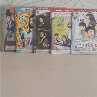 Preloved Dvd Korea
