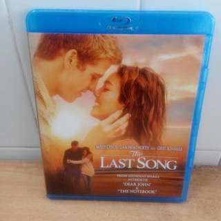 The Last Song - Blu-ray & DVD - US Import (original)