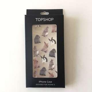 Iphone 5 case TOPSHOP