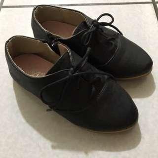 正韓女童牛津鞋