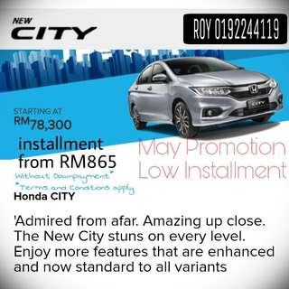 Honda City New Facelift