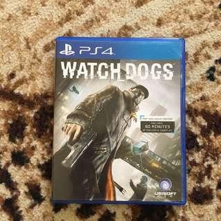 Watchdog Ps4