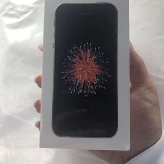 Brand New iPhone 5 SE