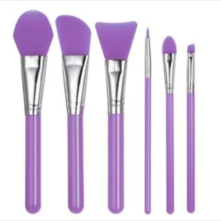 PO silicone brush set