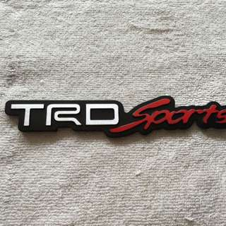TRD Sports Design Emblem