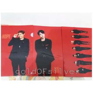 BTS OFFICIAL TRB CLEARFILE