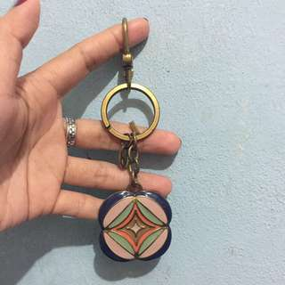 Fossil key chain original