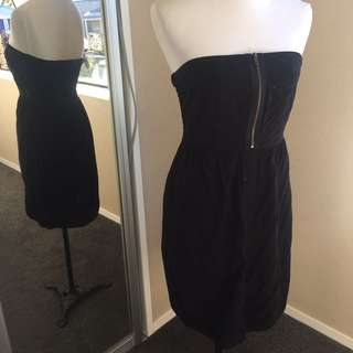 Just Jeans Strapless Dress