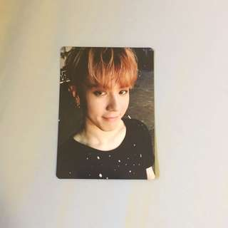 GOT7 Mad Yugyeom Photocard