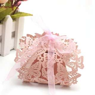 20Pieces Butterfly CANDY BOX