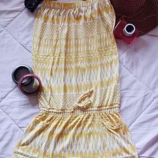 Zara Tribal Tube Dress