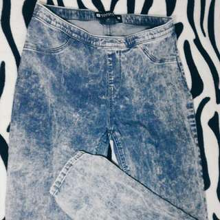 Penshoppe Highwaist Denim