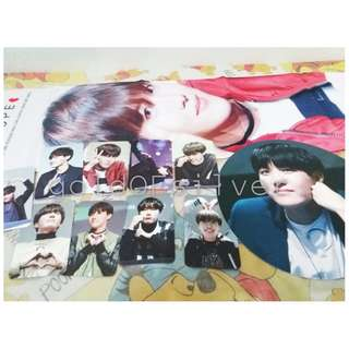 FANMADE JHOPE SLOGAN THE HO'S 1ST RELEASE