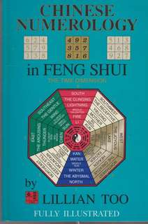 Chinese Numerology in Feng Shui by Lillian Too