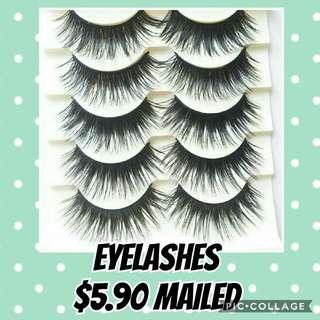 Eyelashes Code 008