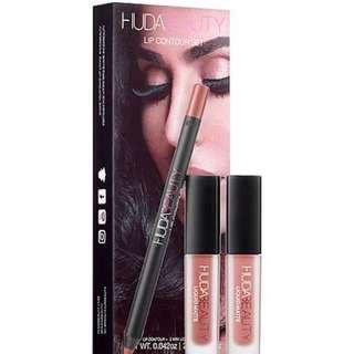 HUDA Beauty Lipkit