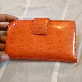 (Reduced)Authentic MCM wallet