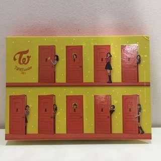 [Flash Sale] Twice - Twicecoaster: Lane 2 (yellow) Unsealed Album