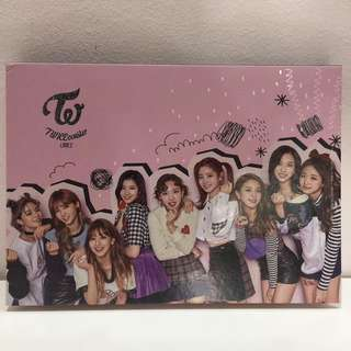 [Flash Sale] Twice - Twicecoaster: Lane 2 (pink) Unsealed Album