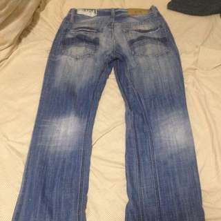 A/X牛仔褲男款