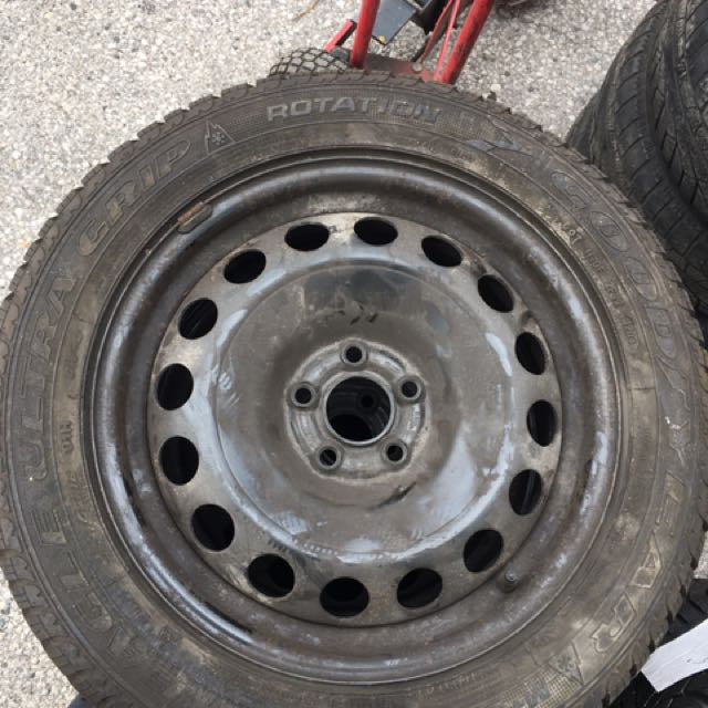 16inch Winter Tires