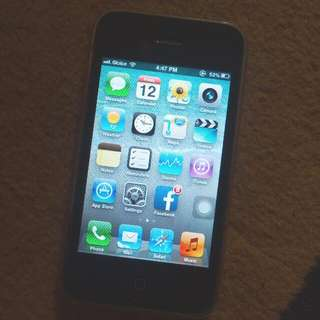 iPhone 3gs 16GB (White)
