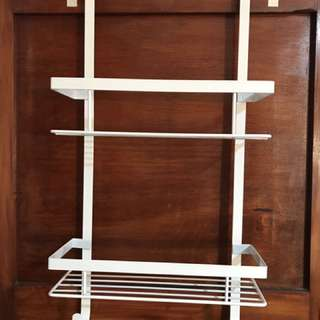 Over The Door Shower Rack