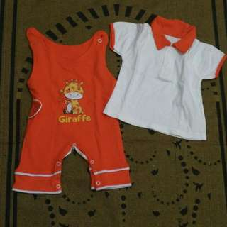 Jumper Orange Brand Kiddy