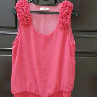 Blouse By Iora Warna Pink
